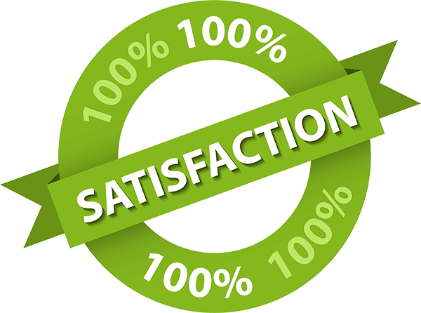 Satisfaction banner